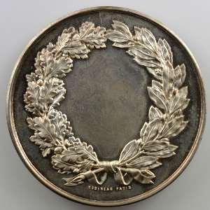 Médaille en argent   36mm   Nancy    FDC