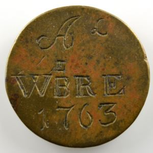 Méreau   S ESTIEN NE   1745 / 1763    TTB