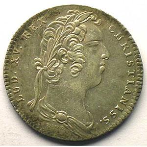 Photo numismatique  Monnaies Jetons & Médailles Jetons de l'Ancien Régime (Jetons royaux) Ordinaire des Guerres jeton rond en argent   Louis XV   1732    TTB+