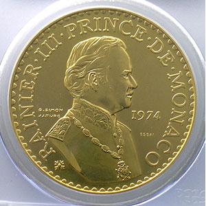 MonacoRainier III   (1949-2005)