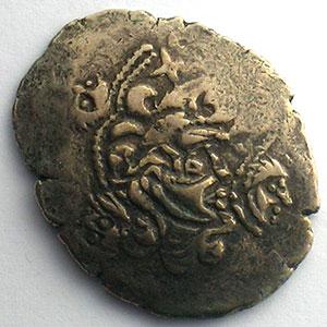 Photo numismatique  Monnaies Monnaies gauloises Osismes Statère d'or    TTB