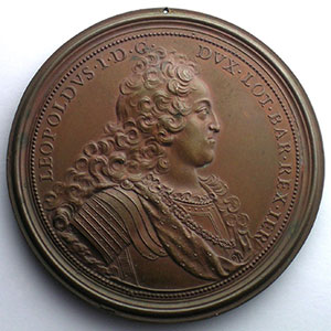 Monnaies lorrainesMédailles