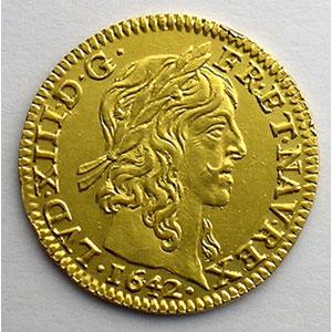 Monnaies royales françaisesLouis XIII   (1610-1643)