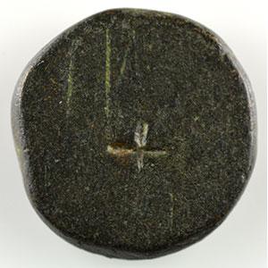 Photo numismatique  Monnaies Poids monétaires France Philippe VI   (1328-1350) Poids monétaire de l'Ange    TB