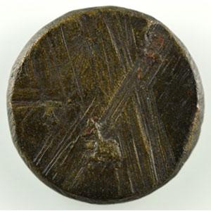 Photo numismatique  Monnaies Poids monétaires France Philippe VI   (1328-1350) Poids monétaire de l'Ecu à la chaise    SUP