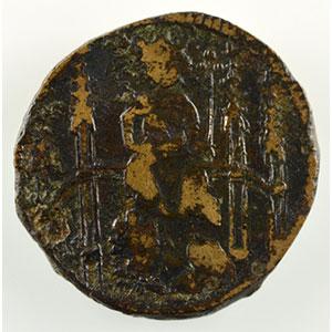 Photo numismatique  Monnaies Poids monétaires France Philippe VI   (1328-1350) Poids monétaire du Lion    TB/TB+