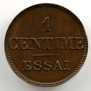 ND(1843-46)   Essai de Barre    SUP