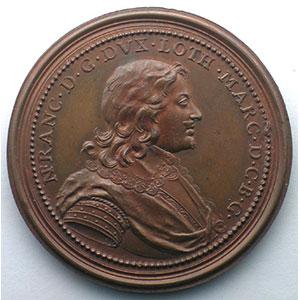 Nicolas-François   bronze   47 mm    SUP