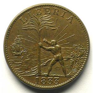 One Cent   1833    TTB+
