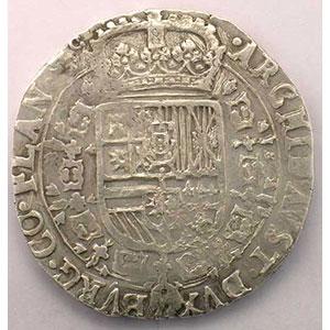 Patagon   Charles II (1665-1700)   1685 Bruges    TTB/TTB+