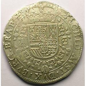 Patagon   Philippe IV (1621-1665)   1622 Anvers    TTB