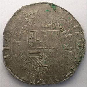 Patagon   Philippe IV (1621-1665)   1623   Dôle    TB