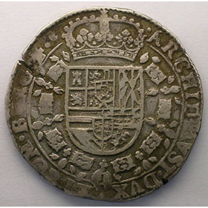 Patagon   Philippe IV (1621-1665)   1625   Dôle    TTB