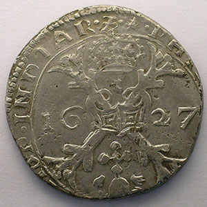 Patagon   Philippe IV (1621-1665)   1627   Dôle   Faux d'époque    TTB/TTB+