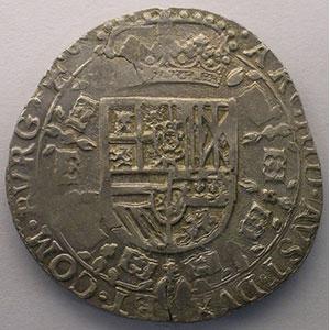 Patagon   Philippe IV (1621-1665)   1627   Dôle    TTB/TTB+