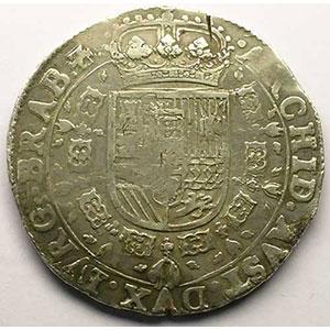 Patagon   Philippe IV (1621-1665)   1638 Anvers    TB+/TTB