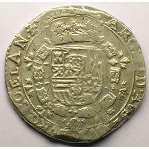 Patagon   Philippe IV (1621-1665)   1651 Bruges    TTB