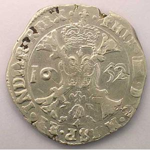 Patagon   Philippe IV (1621-1665)   1652 Bruges    TTB