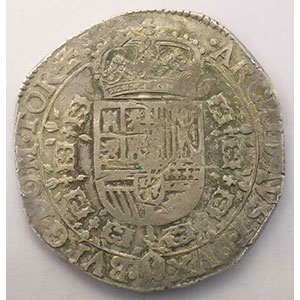 Patagon   Philippe IV (1621-1665)   1652    TTB