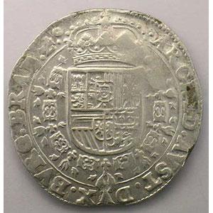Patagon   Philippe IV (1621-1665)   1653 Bruxelles    TTB/TTB+