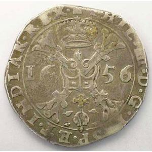 Patagon   Philippe IV (1621-1665)   1656    TB+/TTB