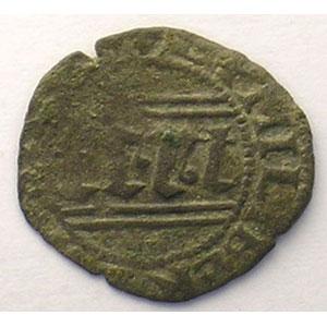 Quart de Gros   Emmanuel Philibert  (1553-1580)    TB