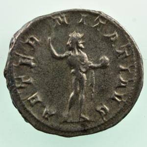 R/ AETERNITATI AVG   (Rome 241-243)    TTB/TTB+