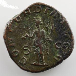 R/ CONCORDIA AVGG   (Rome 252)    TTB/TTB+