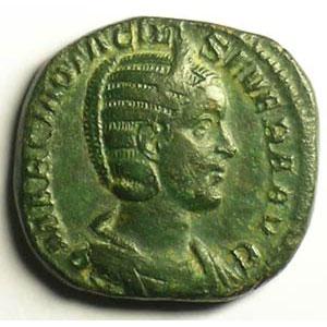 R/ CONCORDIA AVGG SC  (Rome 245-247)    TTB