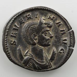 R/ CONCORDIA MILITVM  (Rome 275, 1ère officine)    TTB+/SUP