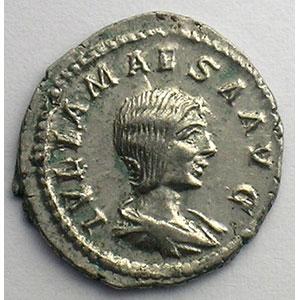 R/ FECVNDITAS AVG   (Rome 218-220)    TTB+