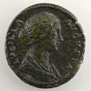 R/ FECVNDITAS SC   (Rome 166-169)    TTB