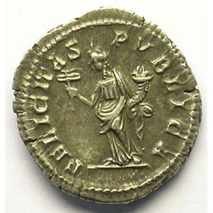 R/ FELICITAS PVBLICA   (Rome 203)    TTB+