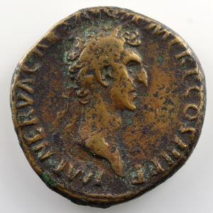 R/ FORTVNA AVGVST SC   (Rome 97)    TB