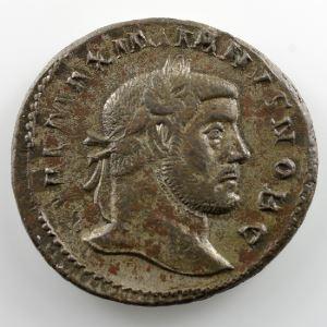 R/ GENIO POPVLI ROMANI   (Lyon / Lugdunum 296)    TTB