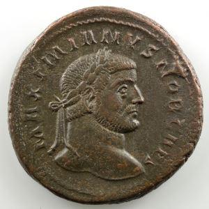 R/ GENIO POPVLI ROMANI   (Lyon / Lugdunum 298  1ère officine)    TTB