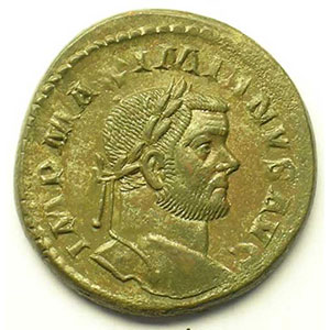 R/ GENIO POPVLI ROMANI   (Trèves/Trier 295)    TTB