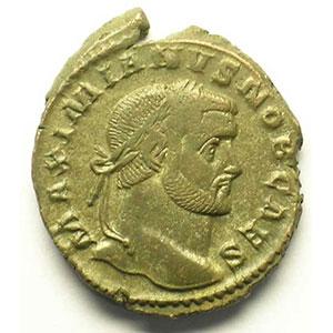 R/ GENIO POPVLI ROMANI   (Trèves/Trier 296-297)    TB+