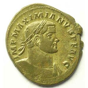 R/ GENIO POPVLI ROMANI   (Trèves/Trier 298-299)    TB/TTB