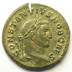 R/ GENIO POPVLI ROMANI   (Trèves/Trier 298-299)    TTB+