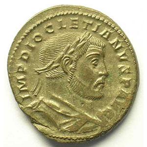 R/ GENIO POPVLI ROMANI   (Trèves/Trier 303-305)    TTB+