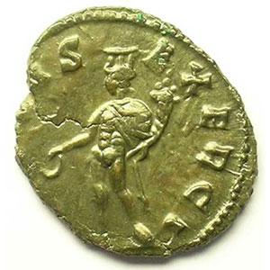 R/ GENIVS EXERCI   (Rome 269-270)    SUP