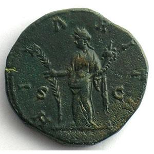 R/ HILARITAS SC   (Rome 161-175)    TTB