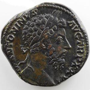 R/ IMP VI COS III SC   (Rome 172)    TTB/TTB+