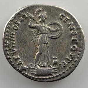 R/ IMP VIIII COS XI CENS PP   (Rome 85)    TTB
