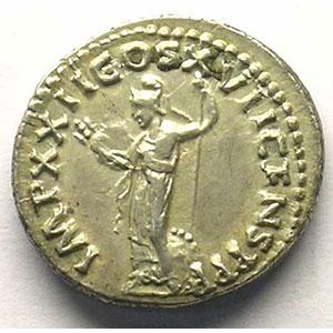 R/ IMP XXII COS XVII CENS PP   (Rome 95)    TTB+