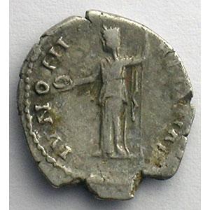 R/ IVNONI REGINAE   (Rome 134)    TB+