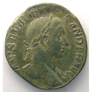 R/ IVSTITIA AVGVSTI SC   (Rome 230)    TTB