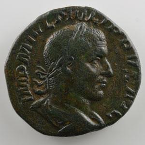 R/ LAET FVNDATA SC   (Rome 244-245)    TB/TB+