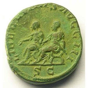 R/ LIBERALITAS AVGG III  S-C   (Rome 248-249)    TTB